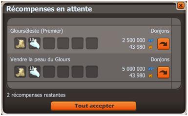 Victoire vs Nomekop D (Goultarminator 2014) + Succès Glours Premier