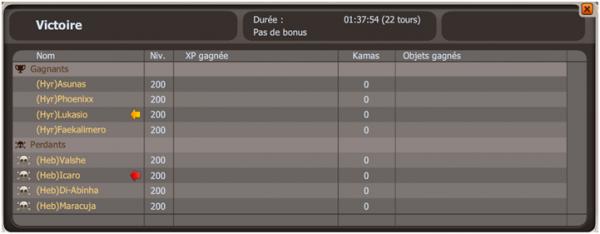 Match nul vs Hélioboros C et Qualification aux phases finales du Goultarminator 2014