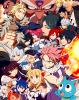 Fiche Manga : Fairy Tail