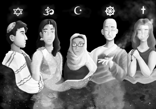 ✖  Les religions et les croyances
