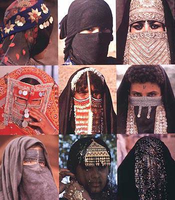 la femme et le hijab