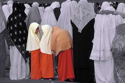 poeme sur le hijab
