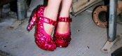 les chaussure de luxe de venus vania!