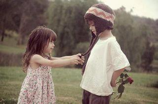 Parce que l'amour n'a pas d'âge... ♥