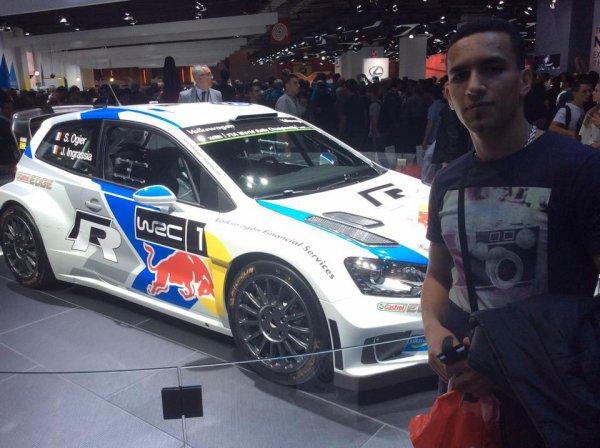 Volkswagen WRC ;)