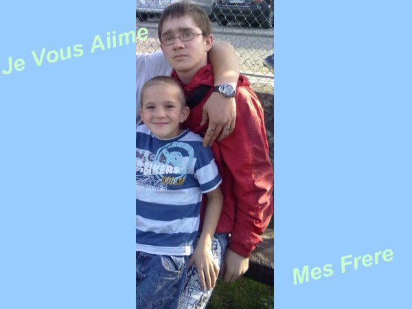 Simplement Mes Frere D amour &Ta Guel
