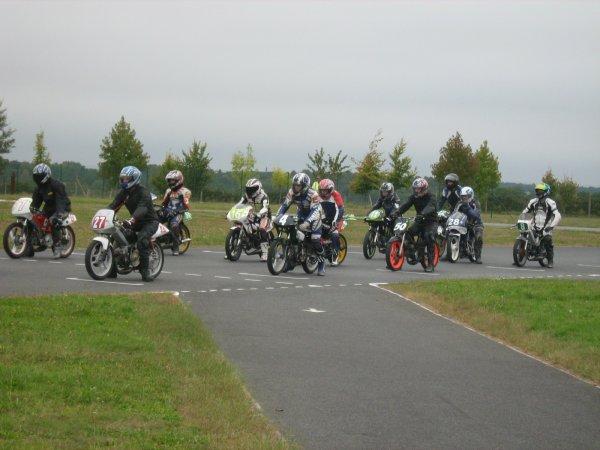 course d'Usseau, le dimanche 9 Octobre 2011
