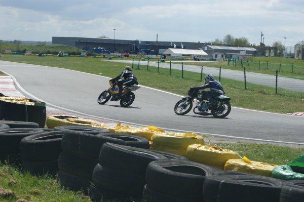 Ancenis! la course :)