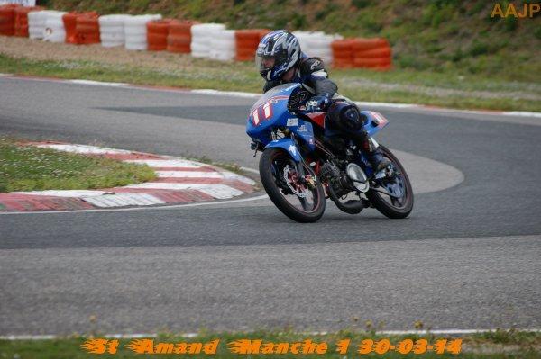 TGO - 1/ Saint Amand Montrond, 29 et 30 Mars 2014