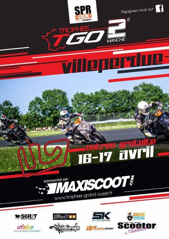 Course 2 TGO 2016: Villeperdue