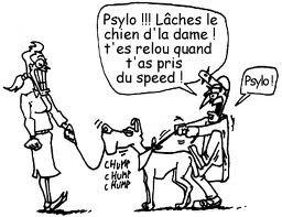 Psylo !!! sa c du nom pour un chien =)