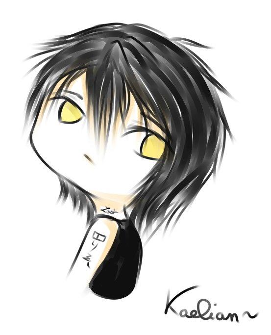 1 er fanart de Kae-kun (si je peux appeler ça comme ça...)