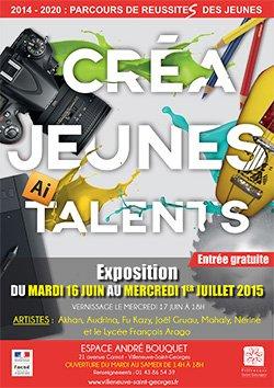 Créa Jeunes Talents 2015