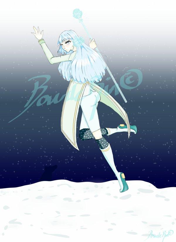 La glace immortelle