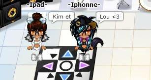 Lou et Kim