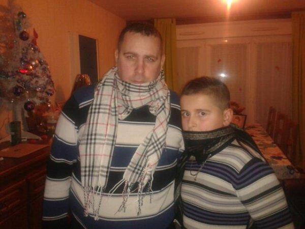 moi et mon neveu djany ;)
