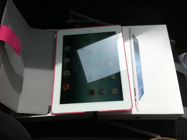 My new iPad 3