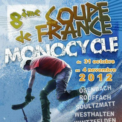 coupe de france de monocycle 2012