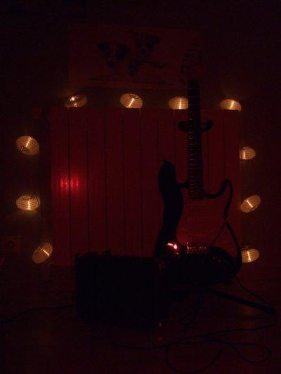.: MA GUITAR ELECTRIQUE :.