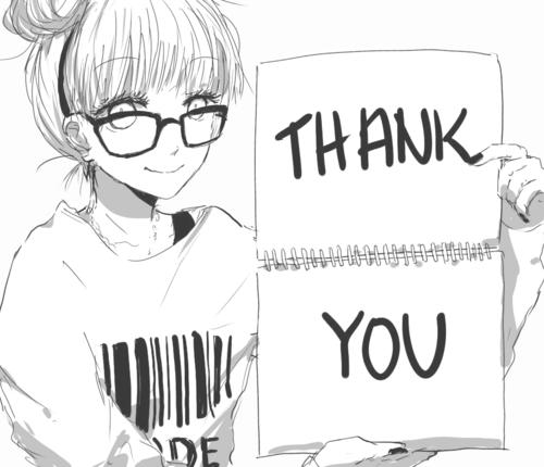 Merci. ♥