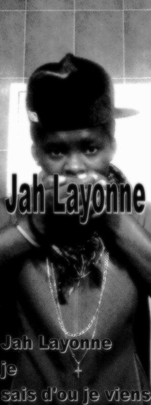 Jah Layonne-Je Sais D'Ou Je Viens (2011)