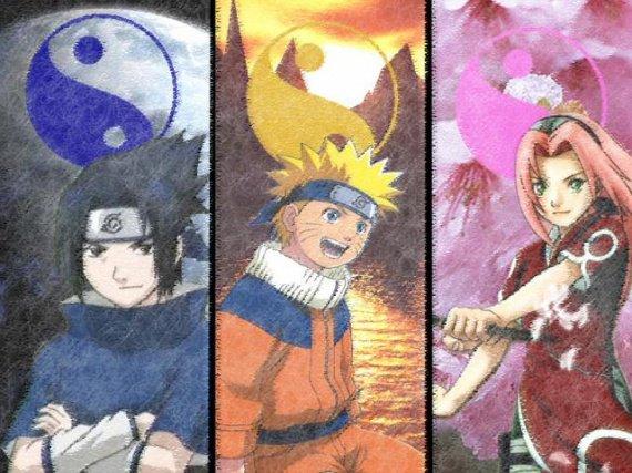 Sasuke Naruto Sakura
