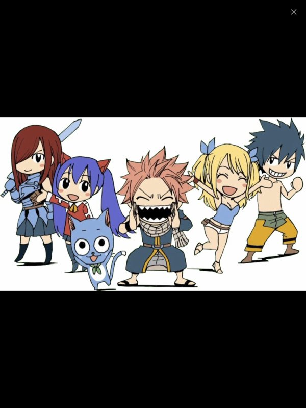 Fairy Tail ✋?