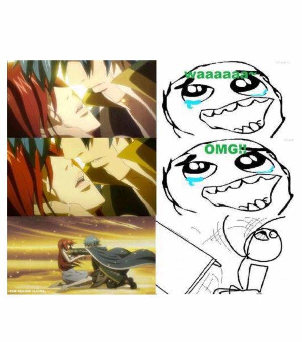 Le Jerza officiel naîtra un jour dans Fairy Tail!!!