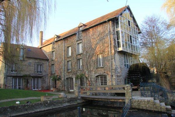 Article : Visite au Moulin de Dannemois, ancienne demeure de Claude François