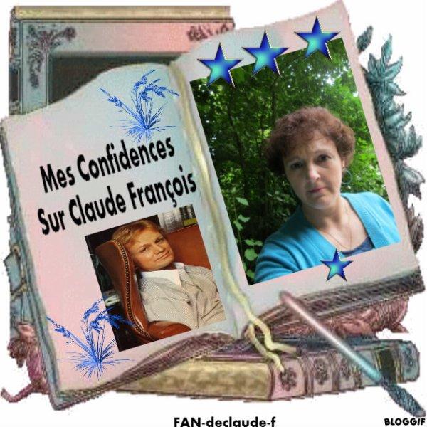 Mes Confidences Sur Claude François
