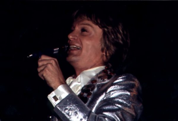 Claude François : en concert à Mouscron (7 décembre 1975)