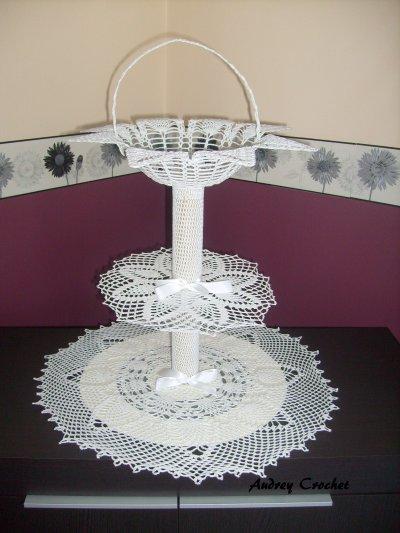 voici un prsentoir drages pour bapteme ou mariage modele provenant de l - Prsentoir Drages Mariage