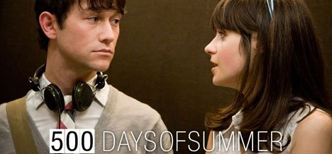 (500) JOURS ENSEMBLE (500) DAY OF SUMMER