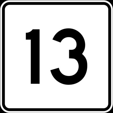 My number si 13 :p!