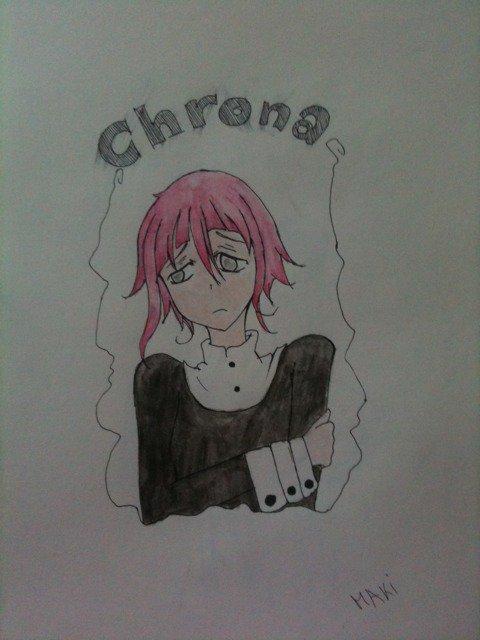 chrona soul eater