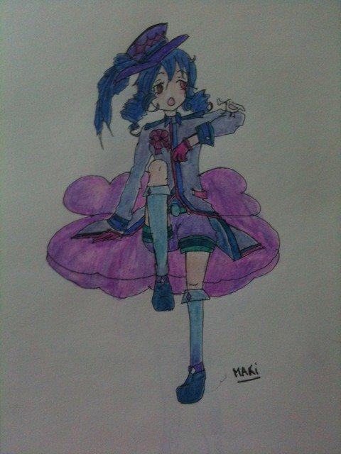 personnage de karneval(manga)
