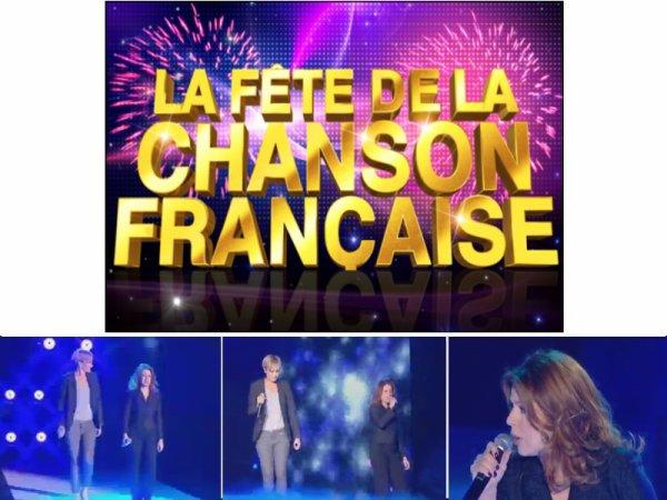 """Emission """"LA FETE DE LA CHANSON FRANCAISE""""  le 11 Janvier 2013..."""