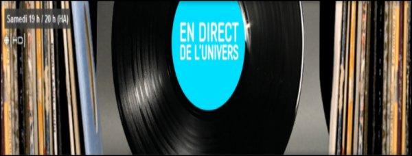 """Emission """"EN DIRECT DE L'UNIVERS DE ...  VÉRONIC DICAIRE"""" !"""