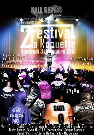 Festival de la Roquette