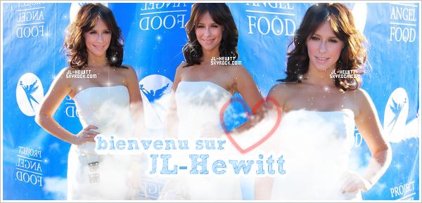 Bienvenu sur ta source sur Jennifer Love Hewitt !