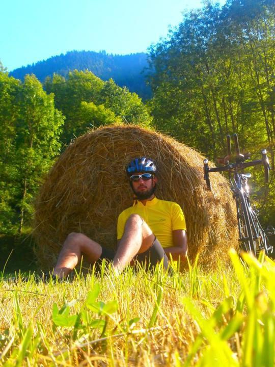 Mes passions le vin la viticulture le cyclisme le mannequina la randonnée!!!