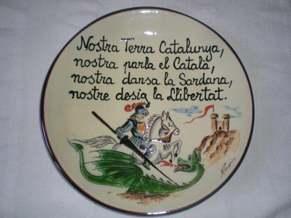 Mon pays Visca la CATALUNYA