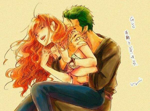 """Mon """"couple"""" favori dans One Piece"""