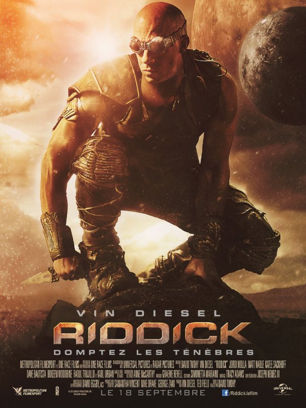 Les chroniques de Riddick