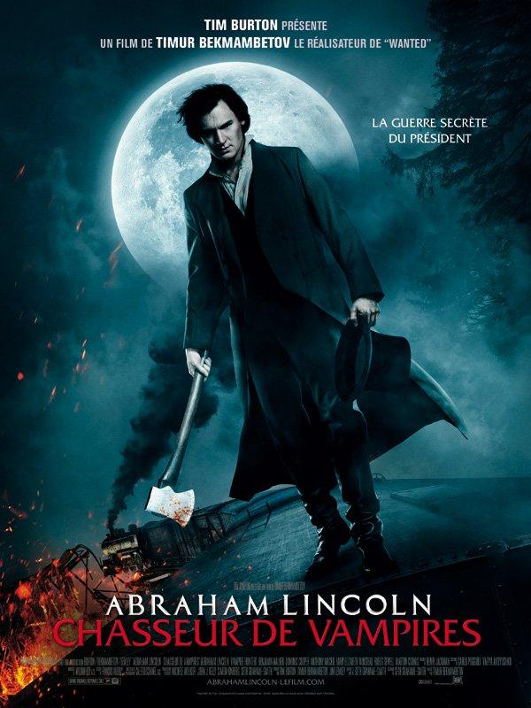 Abraham Lincoln, chassseur de vampires