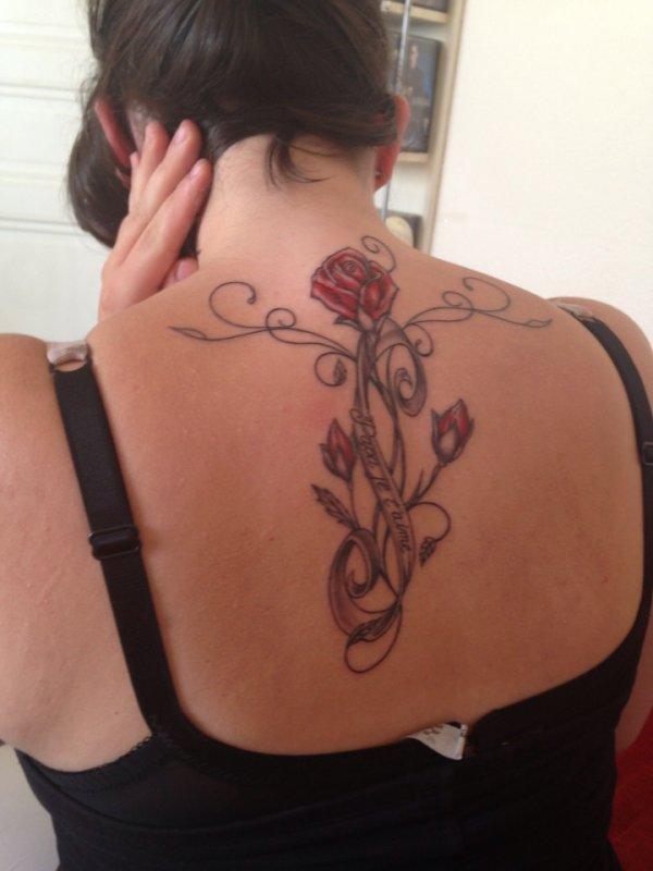 et voila 6eme tatouage fai