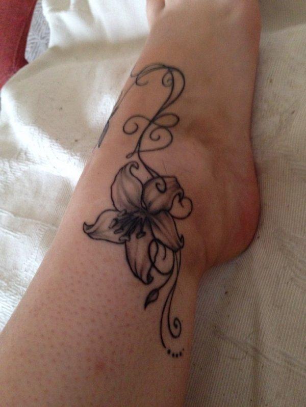 Agrandissemen tatouage fai
