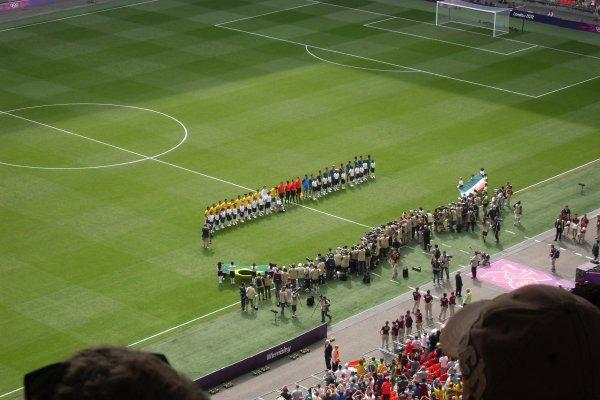 Finale Mexique - Brésil.