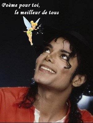 Poème Michael Jackson Lange Au Paradis