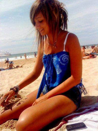 Entrain, de bader à la plage ! ;p